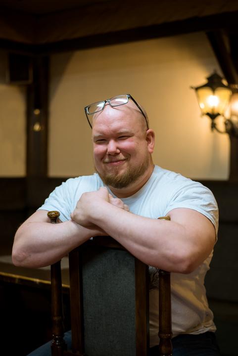 Jouko Kiesiläinen : Häirintäyhdyshenkilö