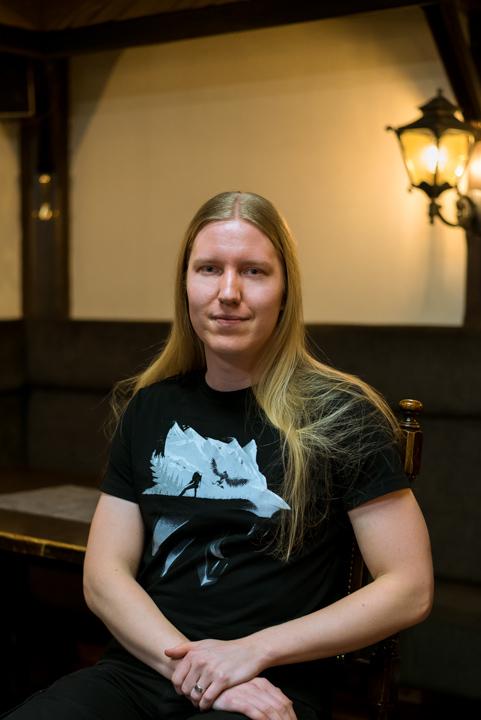 Lauri Liljenbäck : Chairperson